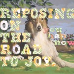 Reposing On The Road To Joy, 2006