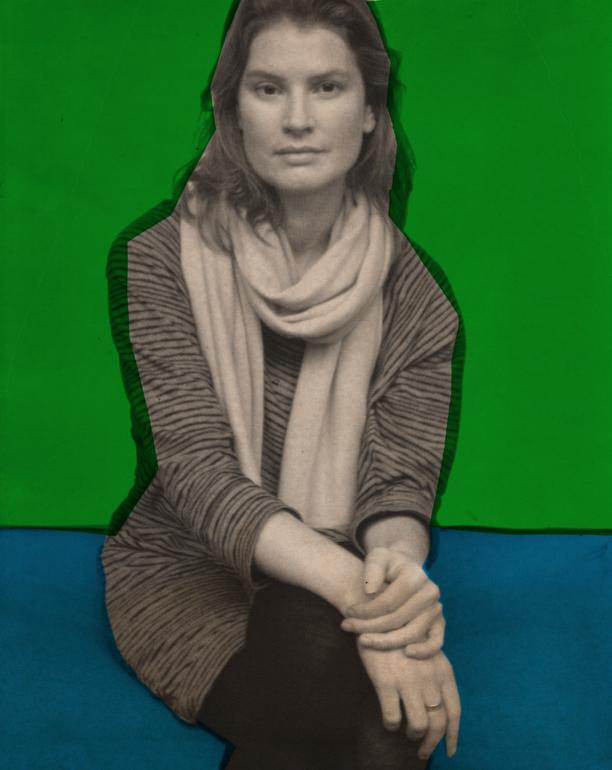 Charlotte Dumas by Tim Groen